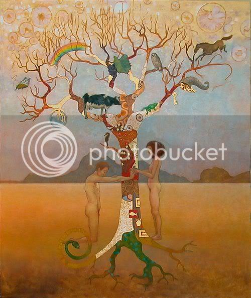 Otra pintura con historia Arbol_Lisa_oleo
