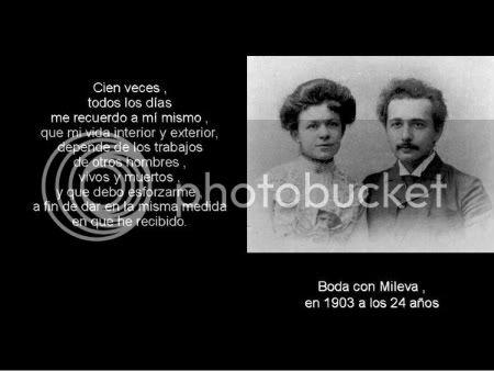 Frases celebres de un genio - Albert Einstein. Homenaje B8mued