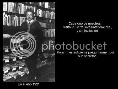 Frases celebres de un genio - Albert Einstein. Homenaje Fn7doy