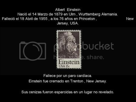 Frases celebres de un genio - Albert Einstein. Homenaje Fozwrd
