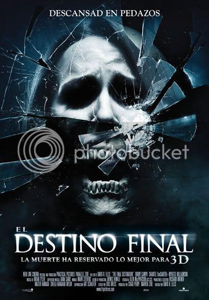 Destino final 4 TsScreener terror Destinofinal4