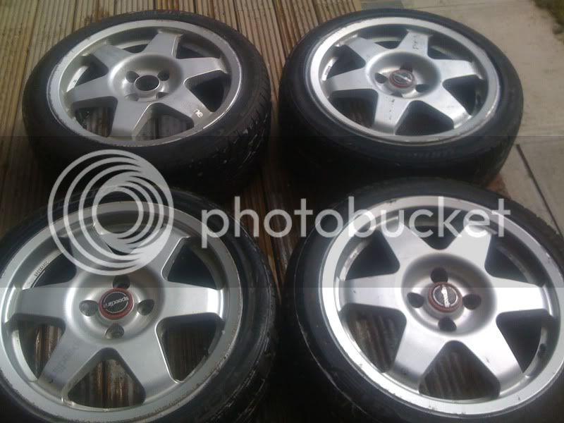 18'' x 8/9'' 5x100 ASA Alloys Fresh Power Coat and Tyres Photo-3