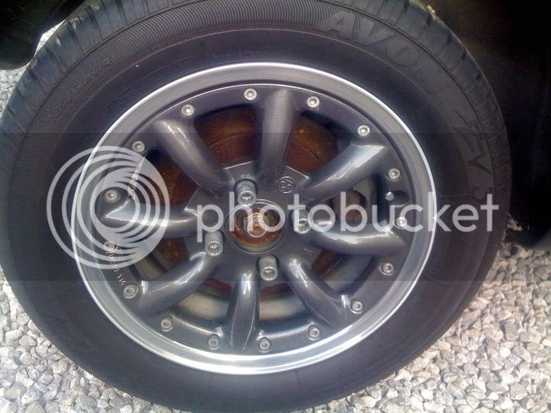 18'' x 8/9'' 5x100 ASA Alloys Fresh Power Coat and Tyres Photo-4