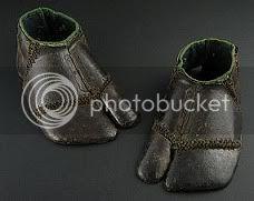 Footwear Armoredtobi