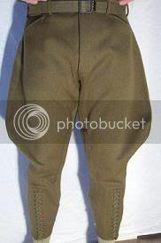 Leggings Breeches