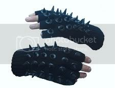 Armgear Spikedgloves