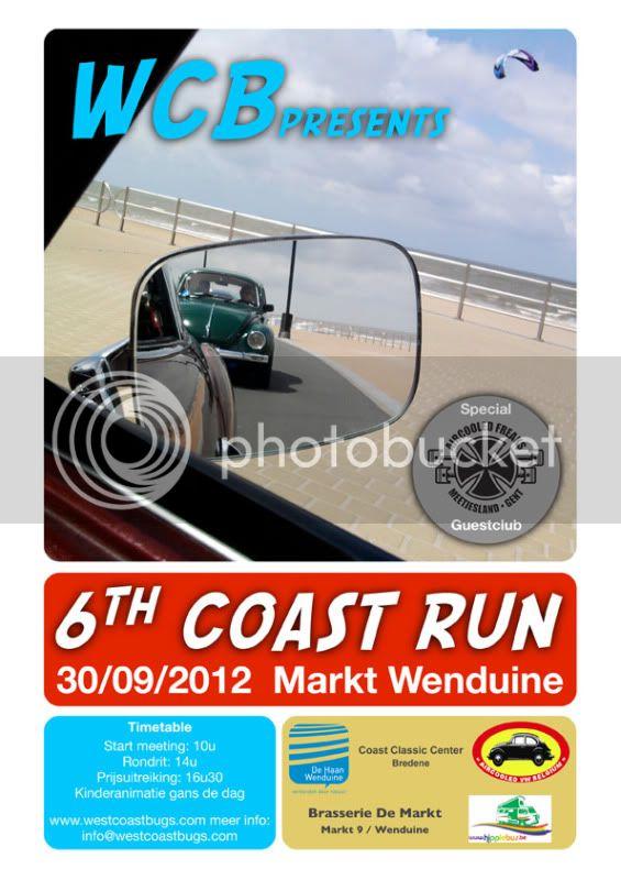 30/09/2012 - WCB Presents 6th Coast Run - Wenduine (B) Flyer_CoastRun