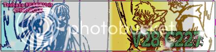 New! Tsubasa RESERVoir CHRoNiCLE 225,226,227 y 228 TRC227