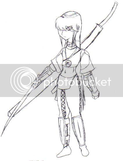 My drawings! ^.^ Heerio