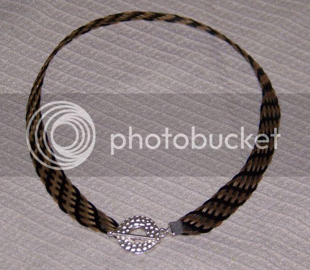 Horsehair jewelry! 001-25