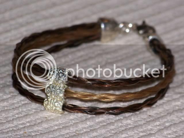 Horsehair jewelry! 003-1-1