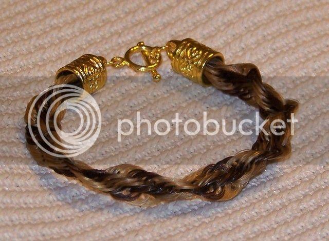 Horsehair jewelry! 003-16