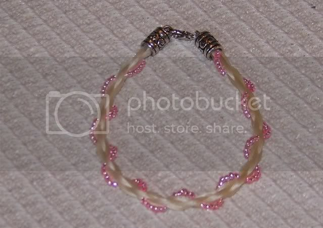Horsehair jewelry! 007-2