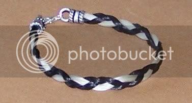 Horsehair jewelry! 007-4