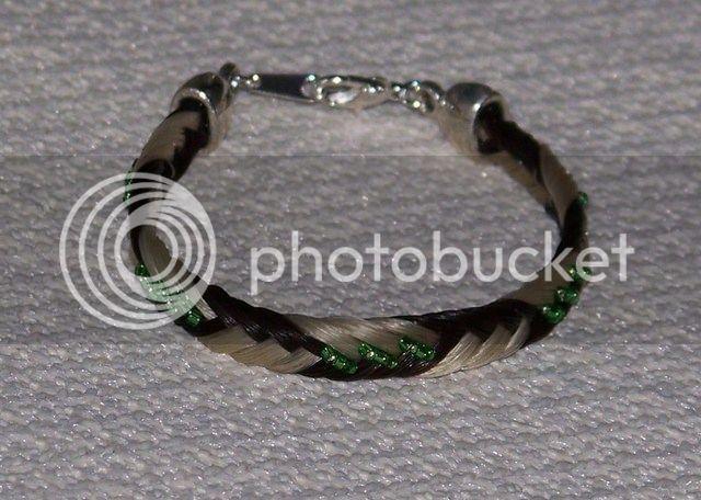Horsehair jewelry! 010-12