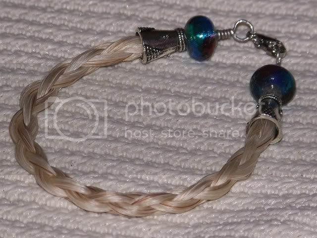Horsehair jewelry! 016-3