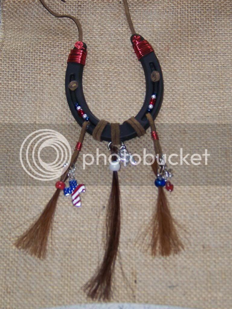 Horsehair jewelry! 100_3798