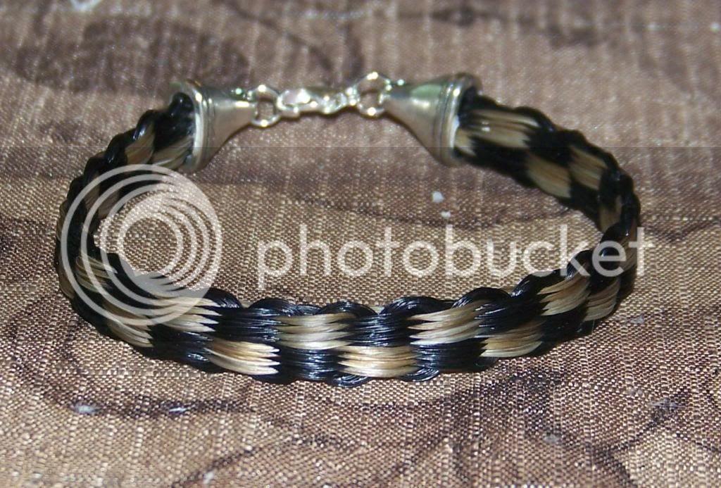 Horsehair jewelry! 100_6068
