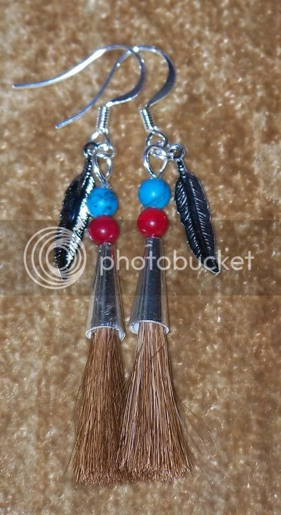 Horsehair jewelry! 008