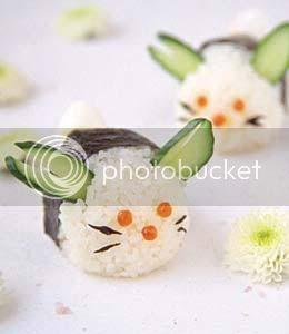 Sushi Sushibunny