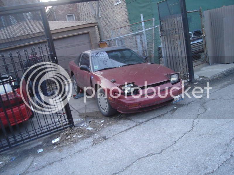 Roski's halfassed car. . Wed19010