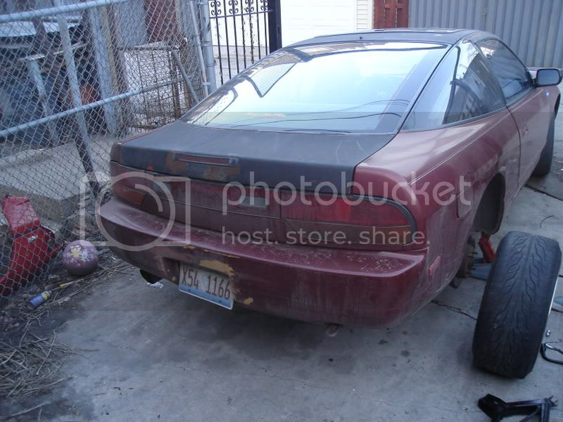 Roski's halfassed car. . Wed19015