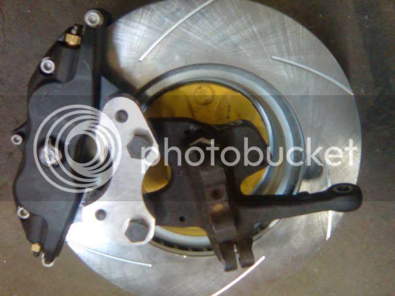 Wilwood 330mm Big Brake kit for NA cars 944Wilwood-Cayenne-2