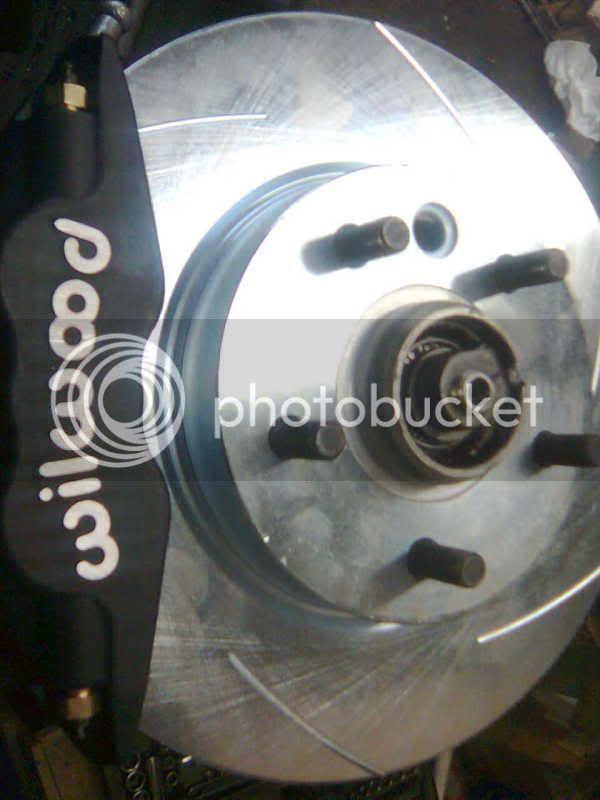 wilwood cayenne - Wilwood 330mm Big Brake kit for NA cars 944Wilwood-Cayenne
