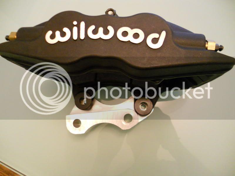 wilwood cayenne - Wilwood 330mm Big Brake kit for NA cars DSCN0138