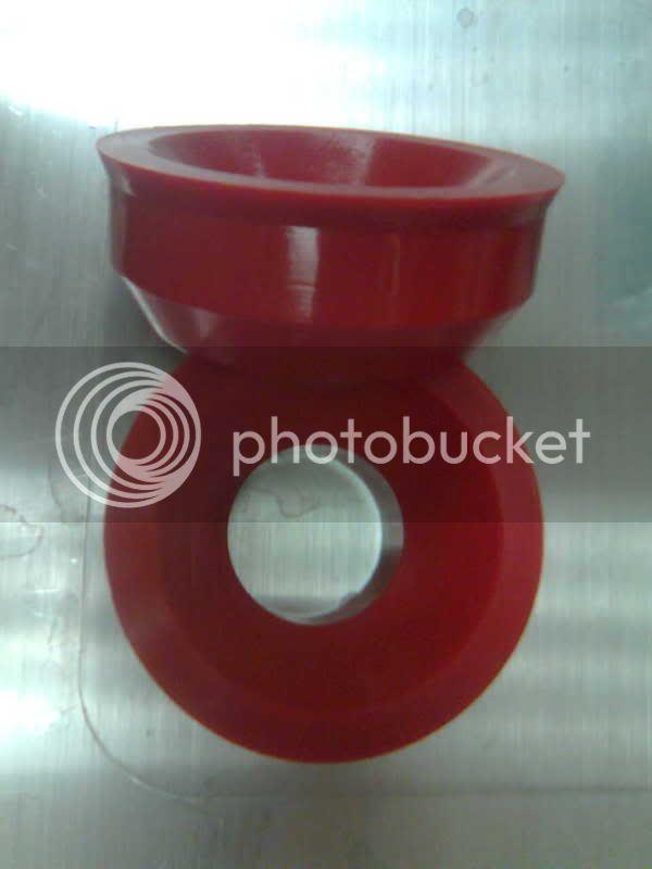 Upgrading Suspension Bushings PolyStrutmountinserts