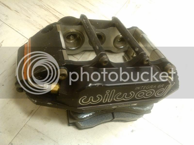 Brake issues WP_000172