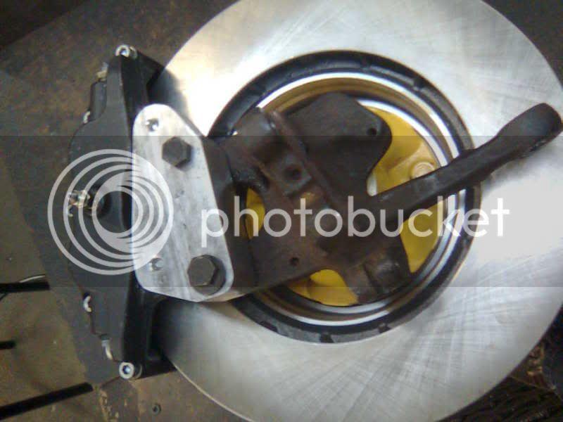 Wilwood 330mm Big Brake kit for NA cars Wilwoodcayenne944-7
