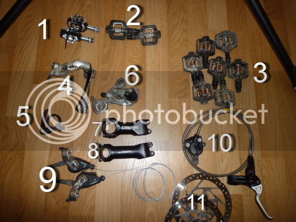 El mercadillo de NRAIN VOL.2 Regalo algunas cosas pa quien le valgan P1080370