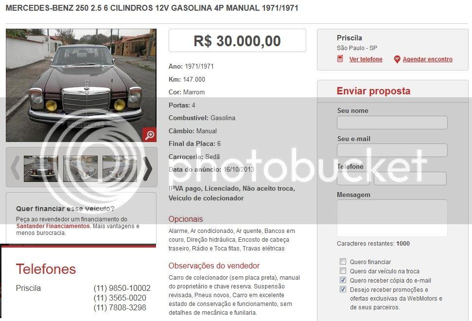 W114 250 1971 - R$ 24.000,00 Anun1_zpsc6e442d9