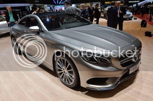 (C217): Mercedes faz a apresentação oficial da nova Classe S Coupé no Salão de Genebra 2015-mercedes-s-class-coupe-geneva_zps1a6ebad9