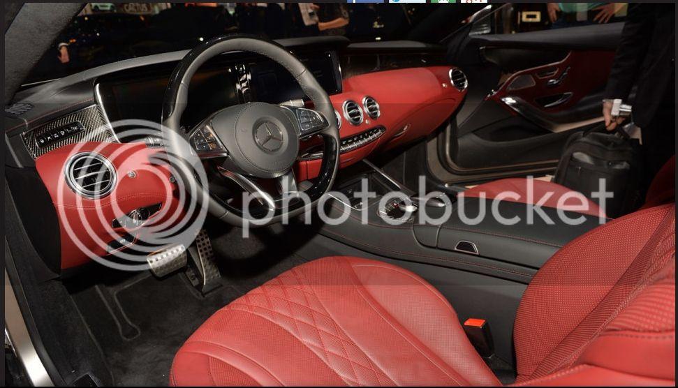 (C217): Mercedes faz a apresentação oficial da nova Classe S Coupé no Salão de Genebra Tela1_zpsa60bb903