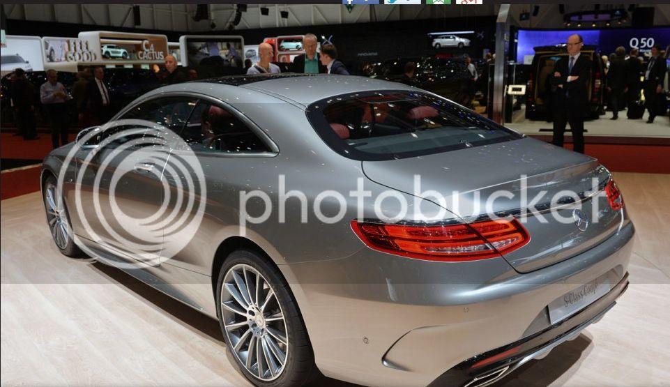 (C217): Mercedes faz a apresentação oficial da nova Classe S Coupé no Salão de Genebra Tela2_zpsa845558d