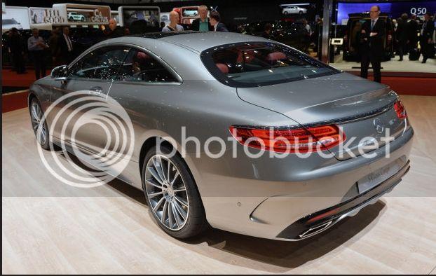 (C217): Mercedes faz a apresentação oficial da nova Classe S Coupé no Salão de Genebra Tela_zps9614955d
