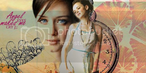 Chall nº9 - Take a set - Alexis Bledel ChallengeAlexis