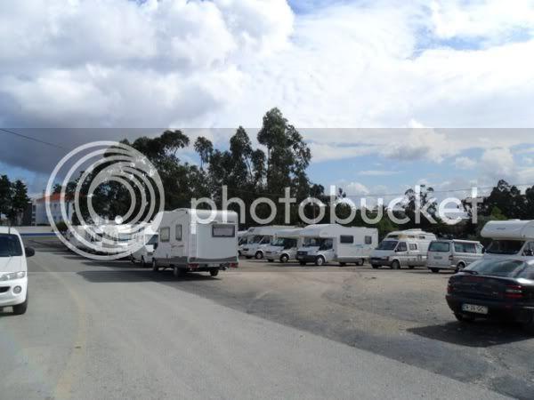 Área de Serviço para Autocaravanas do Lousal - Grândola SAM_0210