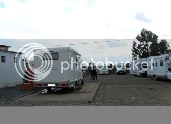Área de Serviço para Autocaravanas do Lousal - Grândola SAM_0217