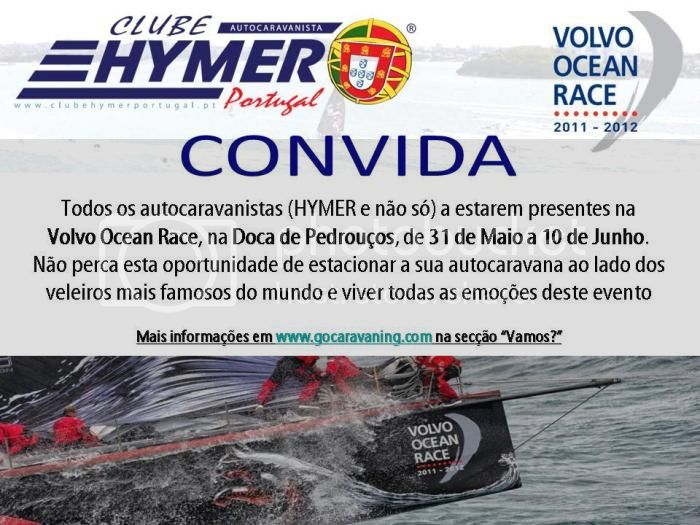 REGATA VOLVO OCEAN RACE - 2011 /2012 Volvo