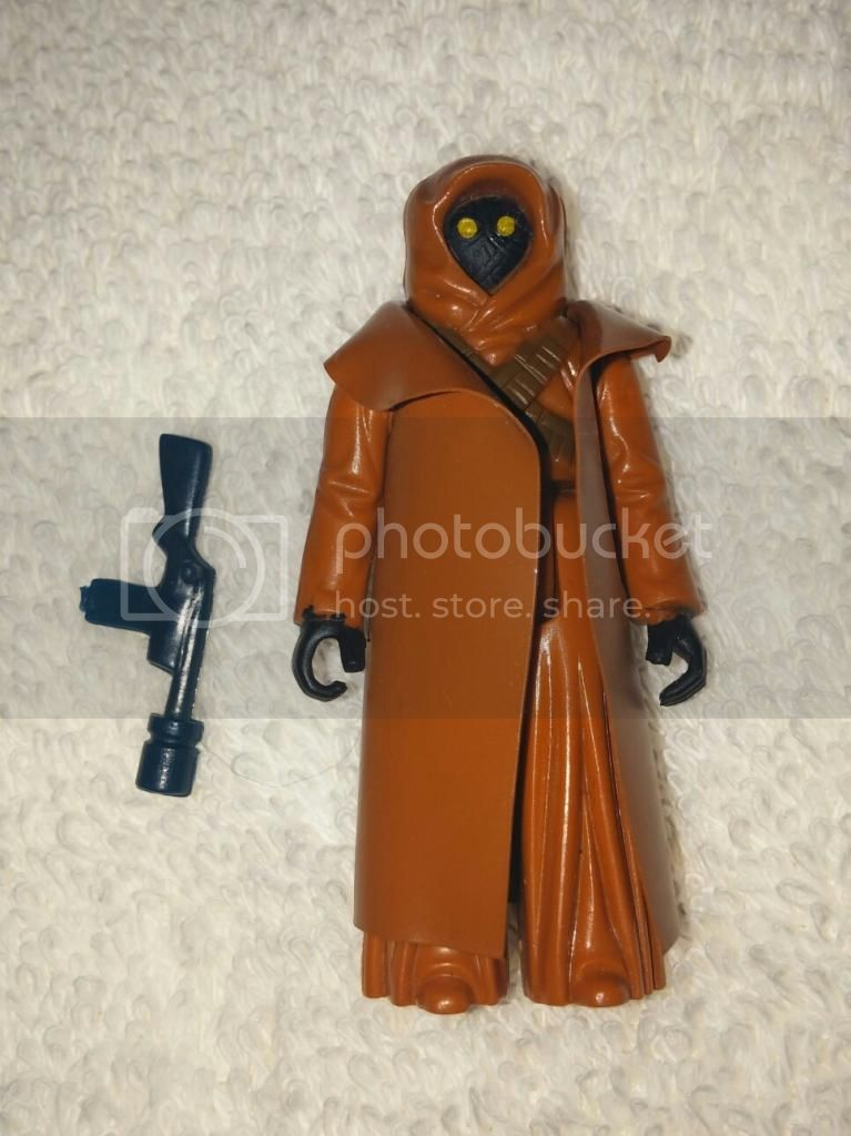 somethhing just dosn't look right with this Vinyl Cape Jawa Image-120