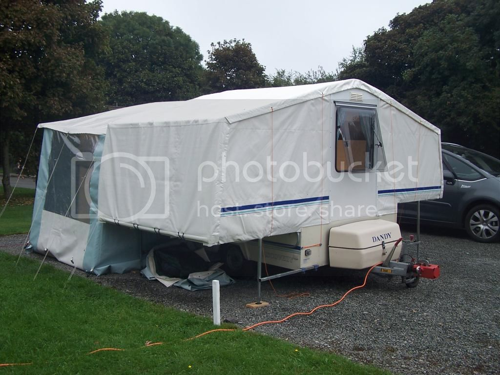 Pics of our 1998 discovery CamperonAngleseySept2013154