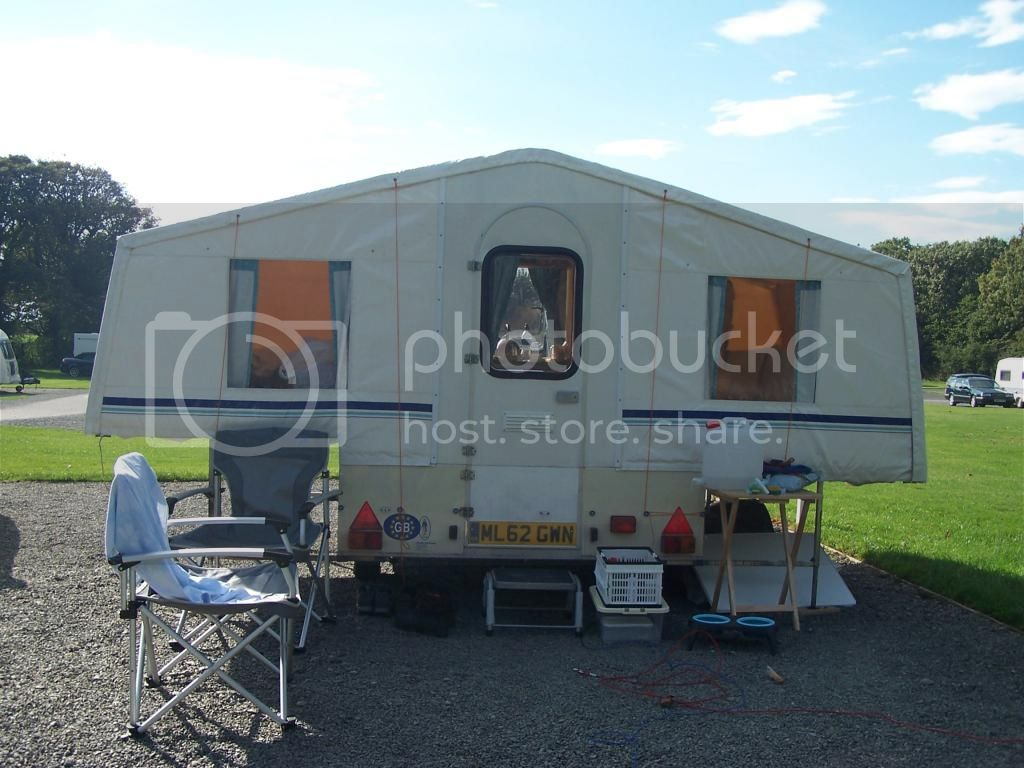Pics of our 1998 discovery CamperonAngleseySept2013206