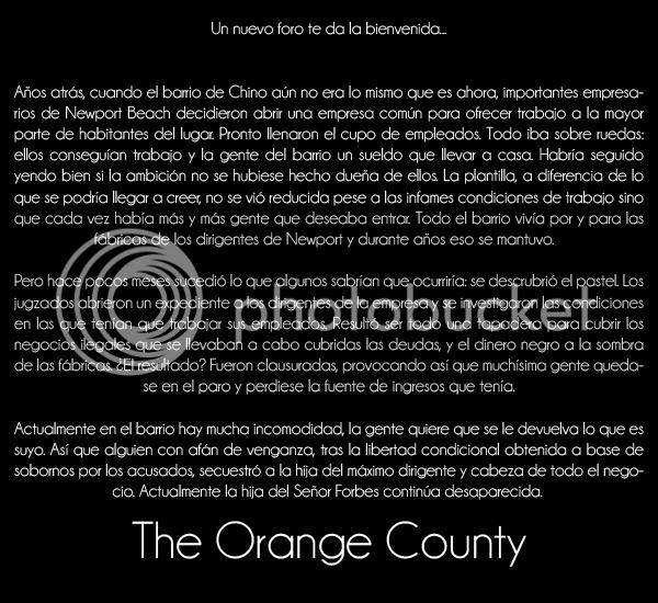 The Orange County 2copia