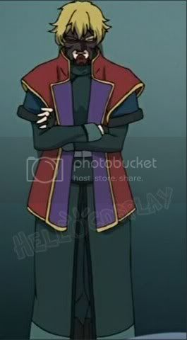 "Graham Aker ""Mister Bushido"" Gundam-00-earth-sphere-federation-m"