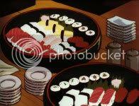 [Wiki] Ẩm thực trong Anime Animefoodssushi