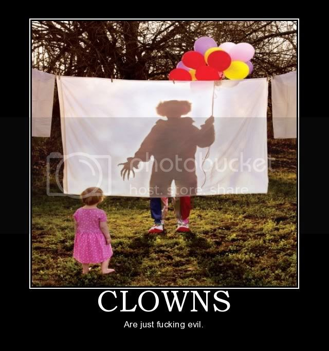 The Funny Pictures Thread! - Page 2 Clowns6