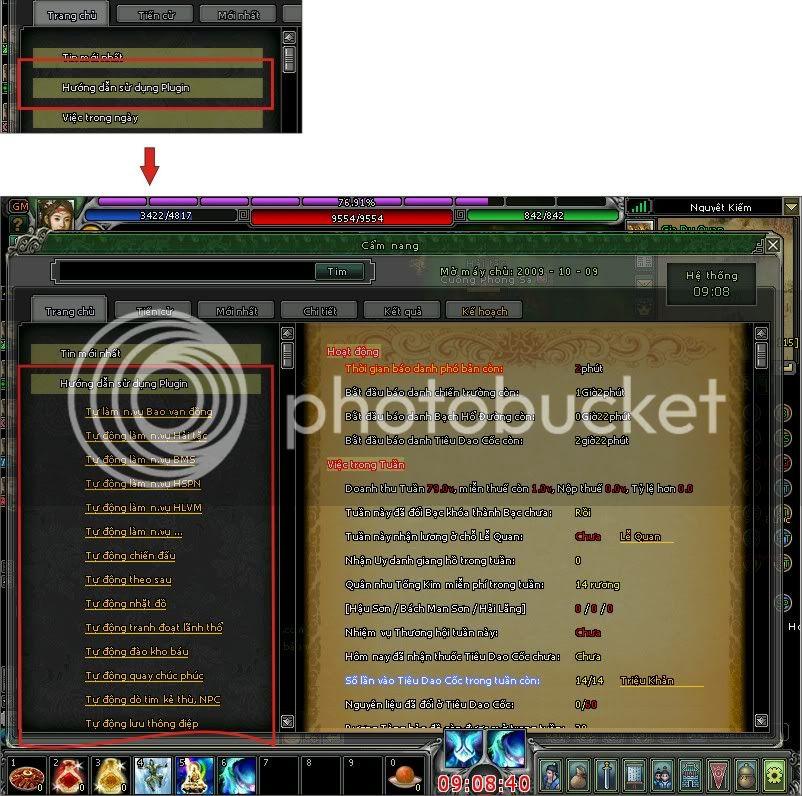 [AUTO BVD] Phiên Bản Khá Cool - dùng rất tốt [4.2] - [ Cửa Sổ Tin [b]...Hổ Trợ Phiên Bản 2.0.10 ] (11/04/2011) Hỗ Trợ Sự Kiện Tháng Tư F12